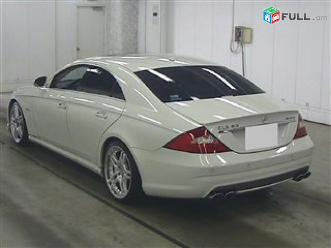 Mercedes-Benz -   CLS 55 AMG , 2006թ.