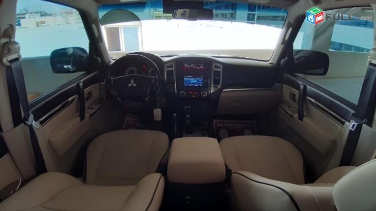 Mitsubishi Pajero , 2016թ.