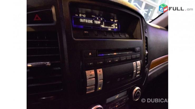 Mitsubishi Pajero , 2008թ.