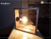 Loft լամպ