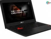 Gaming Laptop: Asus ROG FX502VT