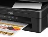 Գունավոր Պրինտեր: Print, Scan, Xerox : Epson L 222