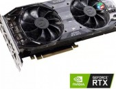 EVGA GeForce RTX 2070 Black Gaming, 8GB GDDR6