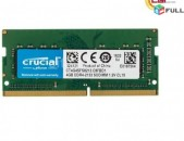 Օպ. հիշողություն Crucial 3,5 1x4GB DDR4 2133mhz