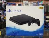 Լավագույն խաղային Համակարգը: Sony PS 4 Slim 500 GB HDR + 3 Ամիս PS Plus ծառայութ