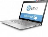 Երաշխիք + ապառիկ HP ENVY 17-U275CL * Core I7 + 16GB Ram + 1TB HDD + 17.3 FHD