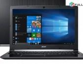ԹՈՓ առաջարկներ ACER A515 + 15,6 HD * 256GB SSD + RAm 8GB - ապառիկ / երաշխիք