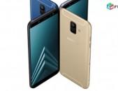 Նոր 2018թ. -ի արտադրանք Samsung Galaxy A6 2018 - 3Gb Ram * 32Gb - ապա ռիկ