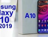 Նոր Գնային առաջարկ Samsung Galaxy A10 2019թ. - 32Gb * 13MP + ապառիկ վաճառք