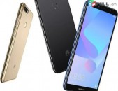 Նորույթ ամենամատչելի գնով: Huawei Y6 Prime / 2018 / հիշողությունը 16GB * ապառիկ