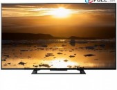 SMART մոդելների լայն տեասկանի SONY E4 60X6700E * առկա է DVB-T2 ընդունիչ * 4K UHD