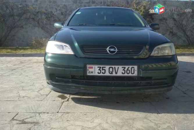 Opel Astra G , 1999թ․