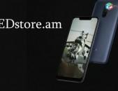 Իրական ԱԿՑԻԱ - Հզորագույն XIAOMI Pocophone F1 - MEMORY - 64Gb. 6GB RAM - Երաշխիք
