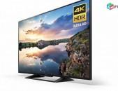 ՄԵԾ էկրանով - շատ մեծ տեսականի - SONY 60X6700 - 4K 3840x2160 + Smart TV + Ապառիկ