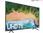 """Ամենամատչելի գներով - SAMSUNG 55NU7100 - 55"""" (140սմ) Smart TV : 3840x2160 (4K)"""