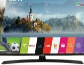 Երաշխիքով / Լավագույն առկա տեսականին ՄԵԶ մոտ LG 43UJ634V + Smart TV 3840x2160 (4