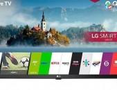 ՆՈՐ Զեղչեր + ՆՈՐ TV - ներ LG 43LJ610V Full hd Display - Smart TV հնարավորությամբ