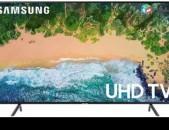 Լավագույն սերնդի արտադրանք * Smart Tv + SAMSUNG 55NU7100 Կետայնությունը: 3840x21