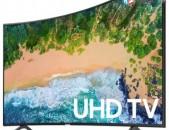 """Զարմացնող ՇՔԵՂ Էկրանի կորությամբ Smart TV: SAMSUNG UA55NU7300 * 55"""" (140սմ) 3840"""