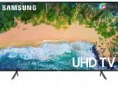 "Լավագույն տեսականուց SAMSUNG 43NU7100KXZN / 43"" (109սմ) / 4K Display / Smart TV"
