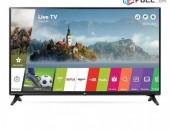 """Նորագուjն տեսականին Զեղչված է LG 49LJ550V - Full HD Display - 49"""" 124սմ - Ապառիկ"""