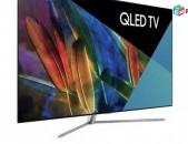 Յուրօրինակ մոդել - Ապառիկ 0% - SAMSUNG QLED TV - QA55Q7FNAKXZN / 4K Display