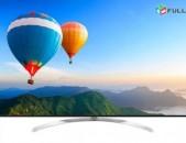 """Նմանը չունեցող որակ - LG 55SJ850V - Smart TV 3840x2160 (SUPER UHD) 55"""" (140ս"""
