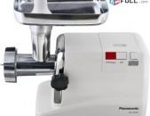 Մսաղացների ԼԱՅՆ տեսականի * Panasonic MKG1800 - Максимальная мощность (Вт) : 1800