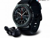 Բարձրորակ և խելամիտ ժամացույց - SAMSUNG Gear S3 Frontier - Ապառիկ տեղում 0%