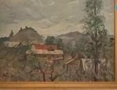 Խ. Ղարաբեկյան Հ. Մաթեվոսյանի տունը Աղնիձորում