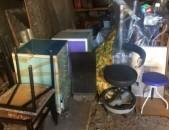 Ատամնաբուժական աթոռներ (stom kreslo) և այլ պարագաներ