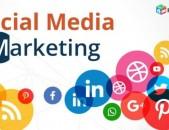 SMM էջերի կառավարում սոցիալական ցանցերում