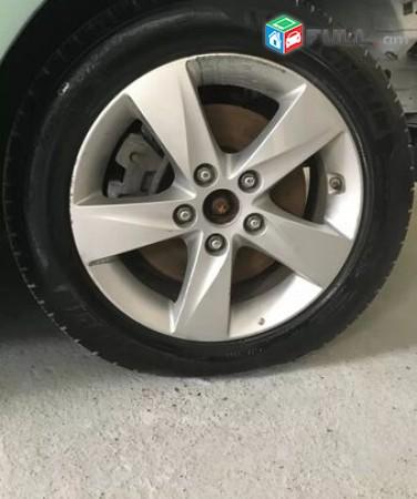 Honda Elantra bantaj pagrishka (anvadox, anvahec)