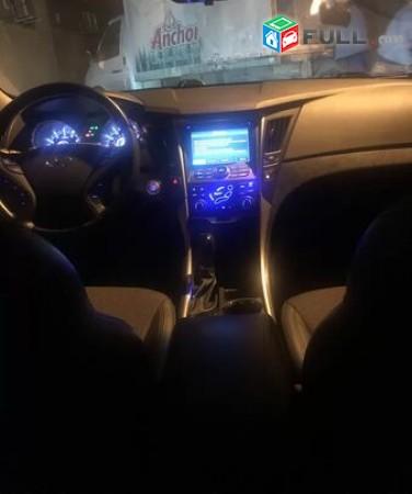 Hyundai Sonata , 2011թ.