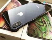 IPhone XS Max 64gb. 256gb. Ապառիկ + 1Տարի Երաշխիք