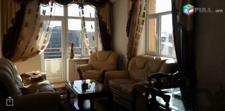 Տրվում է վարձով բնակարան Նալբանդյան փողոցում / նաև երկարաժամկետ / for rent Ա0412