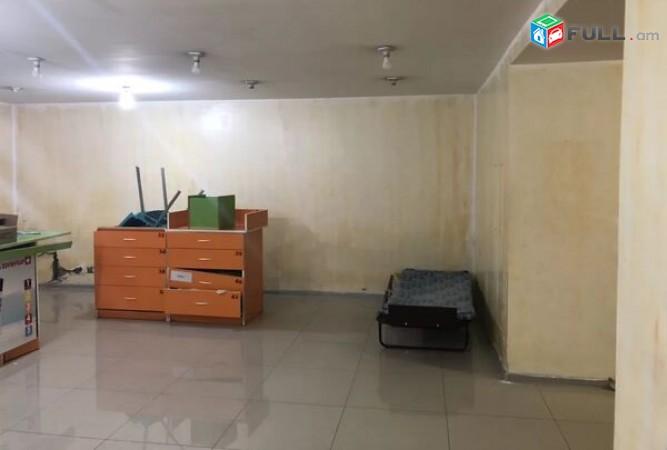 Վարձով է տրվում տարածք Բաղրամյան պողոտայում (for rent)