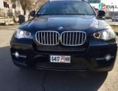 BMW X6 , 2008թ. Japan idialakan vichak 4.4