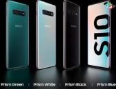 Շքեղ դիզայնով Samsung Galaxy S10 - 128Gb 8Gb ram 0% ապառիկ