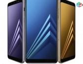 Բազմաֆունկցիոնալ Samsung Galaxy A8 2018 - 32GB - Գույները Առկա են - Փակ տուփերի