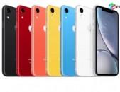 Լավագույնների ցանկից IPhone XR + 64Gb + 3GB Ram * 12MP - նաև ապառիկ