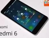 Անակնկալները մեզ մոտ չեն ավարտվում XIAOMI REDMI 6 * 4GB ram / 64Gb rom *