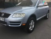 Volkswagen touareg , 2006թ. 3.2 cepov mator nor bervac full