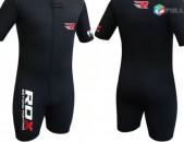 Тренировочная одежда / сауна для похудания- RDX Neoprene Sweat Sauna Suit Weight