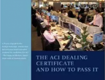 The ACI Dealing Certificate and How to Pass it