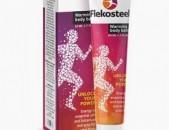 Flekosteel տաքացնող գել մարմնի համար