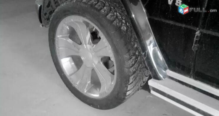 Mercedes-benz G anvahec anvadox