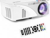 Proektor, Projector, Պրոեկտոր, Проектор 1080p, USB, RENT, ПРОКАТ, ՎԱՐՁՈՎ