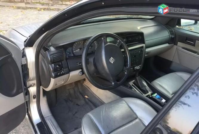 Opel Omega , 2002թ.