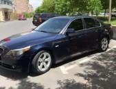 BMW 5, 2005 թ. Hexuk gazov